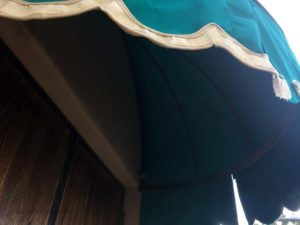 Under Canopy Awning