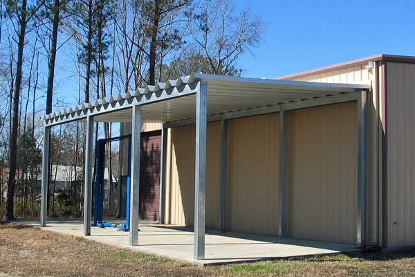 How To Clean Or Paint An Aluminum Awning