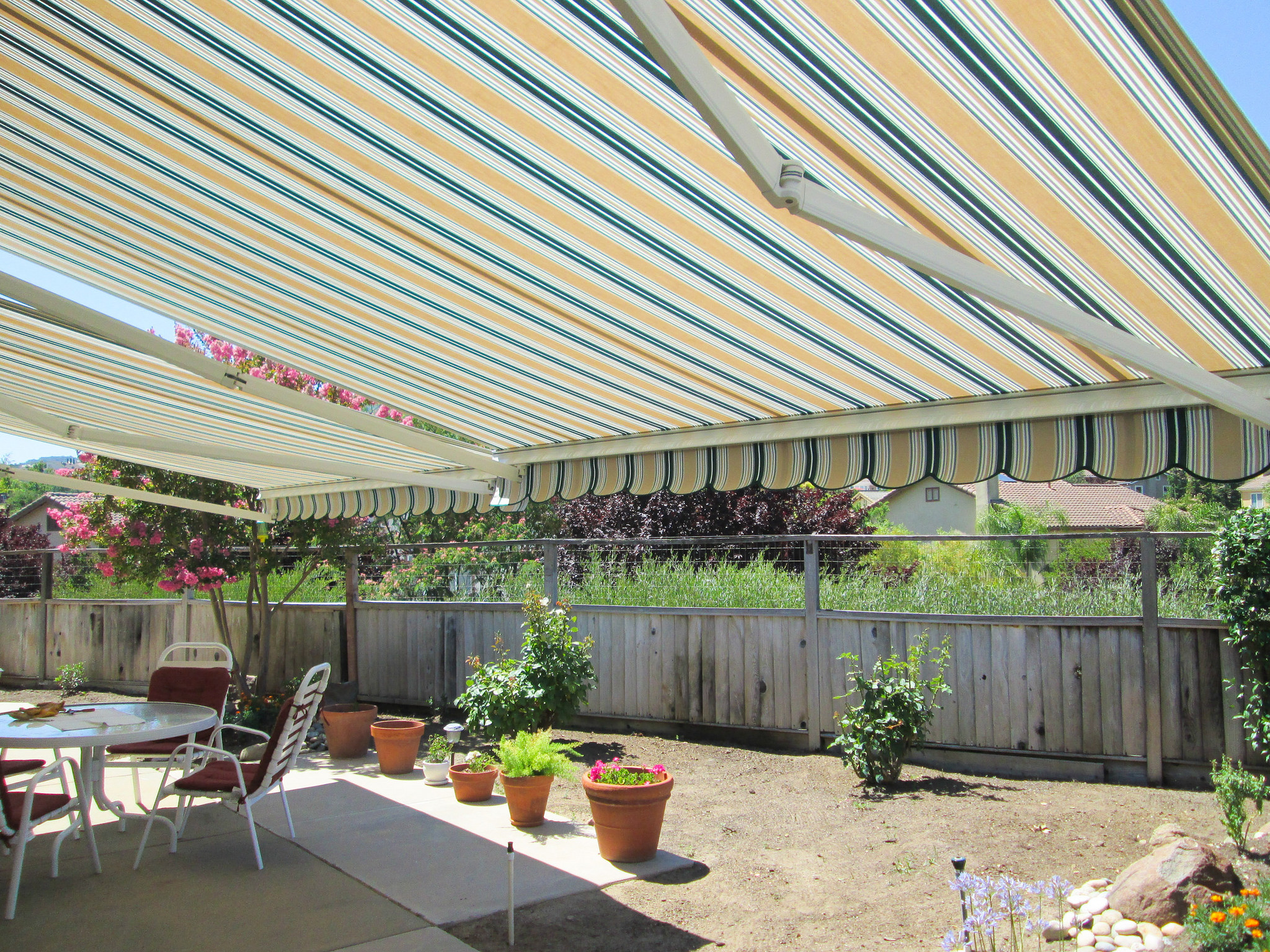 Best awning ideas to create a stunning patio